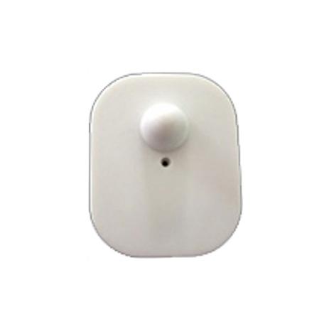 Αντικλεπτική Κονκάρδα OEM YF-008 Λευκή 1000τμχ hlektrikes syskeyes texnologia systhmata asfaleias antikleptika katasthmaton
