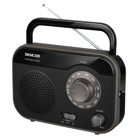 Ψηφιακό Ραδιόφωνο Sencor SRD 210 B hlektrikes syskeyes texnologia eikona hxos radiocdhi fi