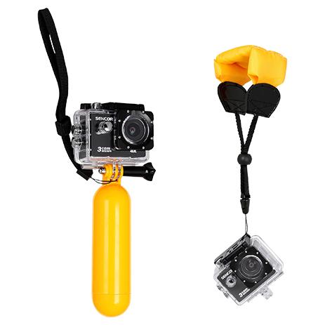 Αξεσουάρ Θαλάσσης για Action Camera Sencor 3Cam Water Set paixnidia hobby fotografikes mhxanes ajesoyar