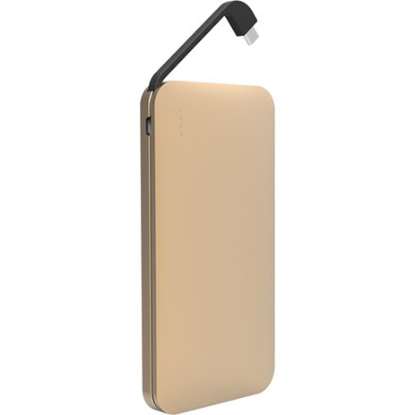 Powerbank 8000mAh Yenkee YPB-0180GD Gold hlektrikes syskeyes texnologia kinhth thlefonia ajesoyar