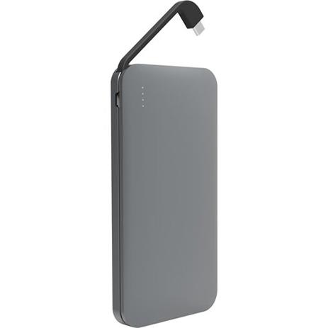 Powerbank 8000mAh Yenkee YPB-0180GY Grey hlektrikes syskeyes texnologia kinhth thlefonia ajesoyar