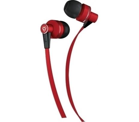 Ακουστικά Handsfree Yenkee YHP-105RD Κόκκινο hlektrikes syskeyes texnologia kinhth thlefonia akoystika