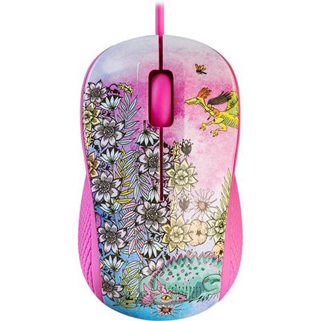 Ενσύρματο Ποντίκι USB Yenkee YMS-1020PK Fantasy hlektrikes syskeyes texnologia perifereiaka ypologiston pontikia