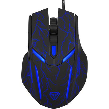 Ενσύρματο Gaming Ποντίκι USB Yenkee YMS-3017 Ambush gaming perifereiaka gaming pc pontikia