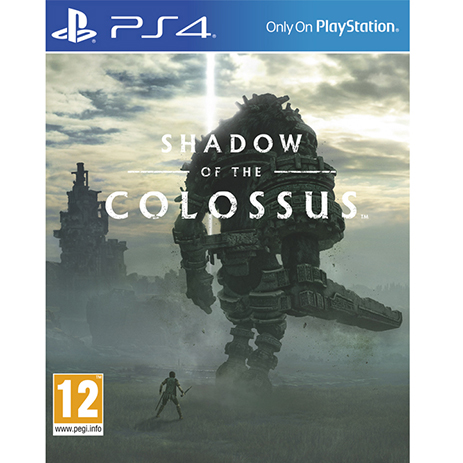 Shadow of the Colossus - PS4 Game gaming games paixnidia ps4