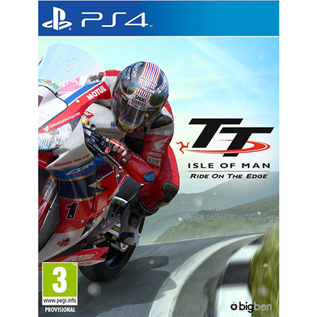TT Isle of Man: Ride on the Edge - PS4 Game gaming games paixnidia ps4