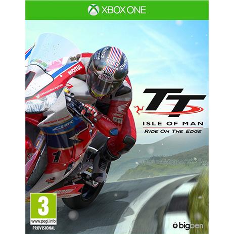 TT Isle of Man: Ride on the Edge - XBox One Game gaming games paixnidia xbox one