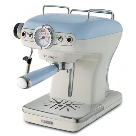 Μηχανή Espresso Ariete Vintage 1389/15 Light Blue hlektrikes syskeyes texnologia oikiakes syskeyes kafetieres