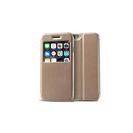 Θήκη Book KLD Sun για Apple iPhone 6/6s Χρυσή (KLDSUNIP6GD) hlektrikes syskeyes texnologia kinhth thlefonia prostateytikes uhkes