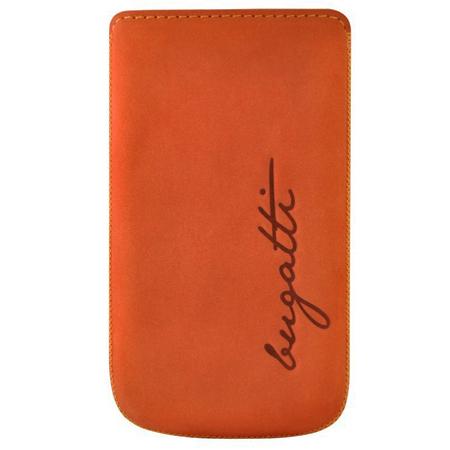 Θήκη Bugatti για iPhone 4/4S Perfect Velvety Mandarin (B078305MD)
