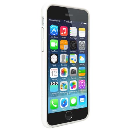 Θήκη Bumper X-doria για iPhone 6/6s Λευκή (428729) hlektrikes syskeyes texnologia kinhth thlefonia prostateytikes uhkes
