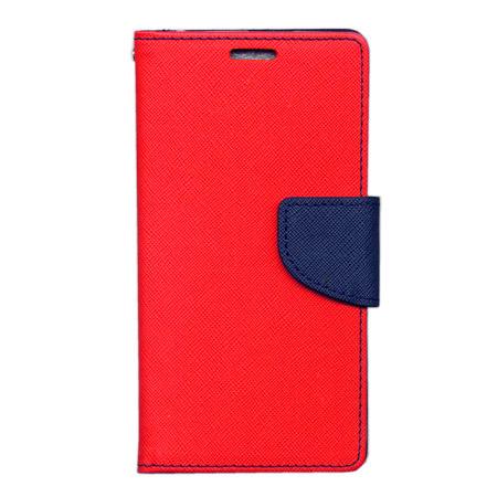 Θήκη Fancy για LG K8 Κόκκινη /Μπλε (0009093575) hlektrikes syskeyes texnologia kinhth thlefonia prostateytikes uhkes