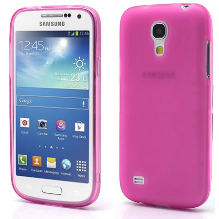 Θήκη TPU για Samsung I9190 Galaxy S4 Mini Ροζ Mjoy 0009090786 hlektrikes syskeyes texnologia kinhth thlefonia prostateytikes uhkes