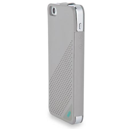 Θήκη X-doria για iPhone 5/5s/5se Dash Suit Γκρι/Βεραμάν (410212) hlektrikes syskeyes texnologia kinhth thlefonia prostateytikes uhkes