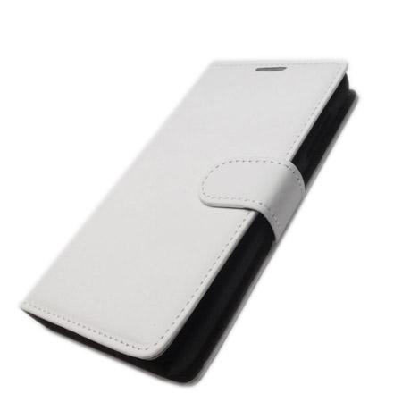 Θήκη Πορτοφόλι Slim για Microsoft Lumia 535 Λευκή Mjoy MJ11467 hlektrikes syskeyes texnologia kinhth thlefonia prostateytikes uhkes