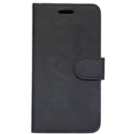 Θήκη Πορτοφόλι Slim για Samsung J100/J1 Μαύρη Mjoy MJ11585