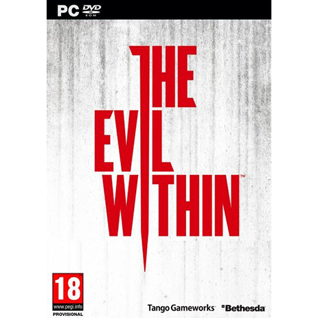 The Evil Within - PC Game gaming games paixnidia pc