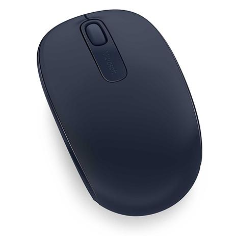 Mouse Microsoft Mobile 1850 Wool Blue hlektrikes syskeyes texnologia perifereiaka ypologiston pontikia