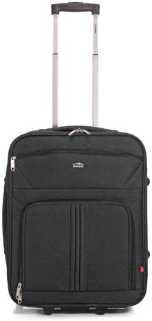 Βαλίτσα Καμπίνας με Ρόδες Benzi BZ5195/50 Μαύρη paixnidia hobby eidh tajidioy balitses