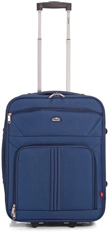 Βαλίτσα Καμπίνας με Ρόδες Benzi BZ5195/50 Μπλε paixnidia hobby eidh tajidioy balitses