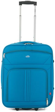 Βαλίτσα Καμπίνας με Ρόδες Benzi BZ5195/50 Σιελ paixnidia hobby eidh tajidioy balitses