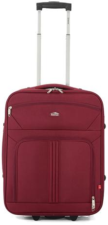 Βαλίτσα Καμπίνας με Ρόδες Benzi BZ5195/50 Κόκκινη paixnidia hobby eidh tajidioy balitses