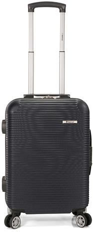 Βαλίτσα Καμπίνας με Ρόδες Benzi BZ5191 Μαύρη paixnidia hobby eidh tajidioy balitses