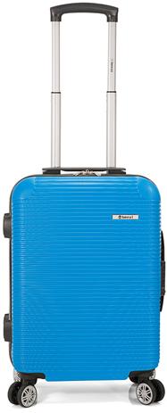 Βαλίτσα Καμπίνας με Ρόδες Benzi BZ5191 Σιελ paixnidia hobby eidh tajidioy balitses