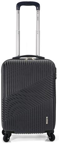 Βαλίτσα Καμπίνας με Ρόδες Benzi BZ5193 Μαύρη paixnidia hobby eidh tajidioy balitses