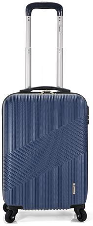 Βαλίτσα Καμπίνας με Ρόδες Benzi BZ5193 Μπλε paixnidia hobby eidh tajidioy balitses
