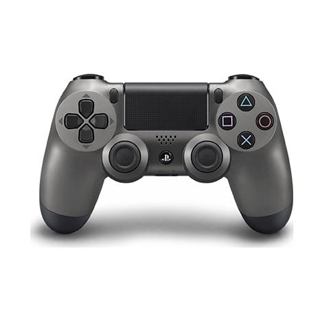 Χειριστήριο Ασύρματο Sony DualShock 4 V2 Steel Black - PS4 Controller gaming perifereiaka gaming ps4 xeiristhria