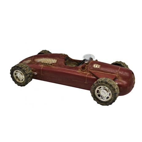 Διακοσμητικό Αυτοκίνητο Πολυεστερικό Κόκκινο 20,5x9x5,5cm (774678) paixnidia hobby gadgets diakosmhtika