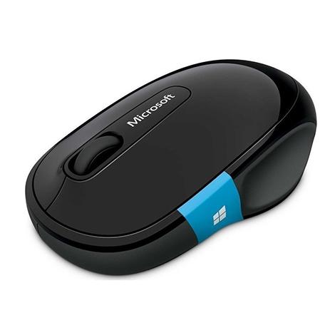 Mouse Microsoft Sculpt Comfort Black (H3S-00002) hlektrikes syskeyes texnologia perifereiaka ypologiston pontikia