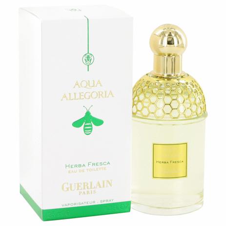Guerlain Aqua Allegoria Herba Fresca Eau de Toilette 125ml Unisex fashion365 aromata andrika aromata