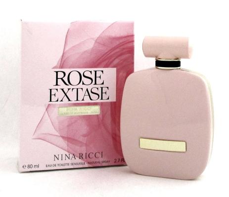 Nina Ricci Rose Extase Eau de Toilette 80ml fashion365 aromata gynaikeia aromata
