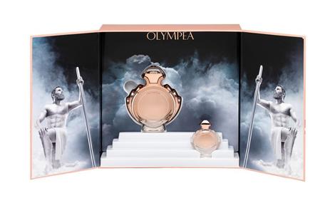 Paco Rabanne Olympea Eau de Parfum 80ml & 6ml Gift Set fashion365 aromata gynaikeia aromata