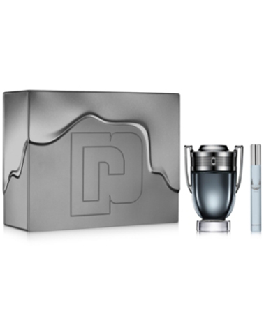 Paco Rabanne Invictus Intense Eau de Toilette 100ml & Travel Spray 10ml gift set fashion365 aromata andrika aromata