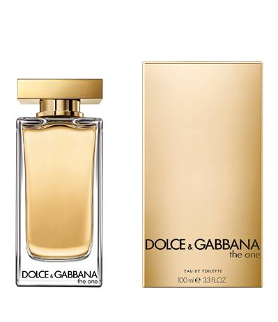 Dolce & Gabbana The One Eau de Toilette 100ml fashion365 aromata gynaikeia aromata