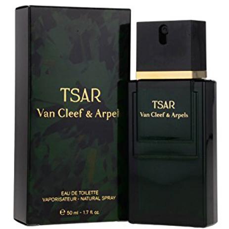 Van Cleef & Arpels Tsar Eau de Toilette 50ml fashion365 aromata andrika aromata