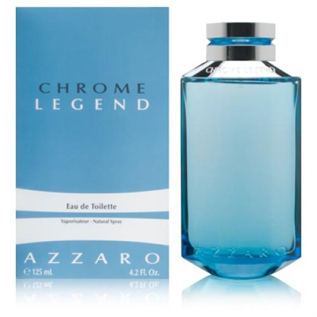 Azzaro Chrome Legend Eau de Toilette 125ml fashion365 aromata andrika aromata