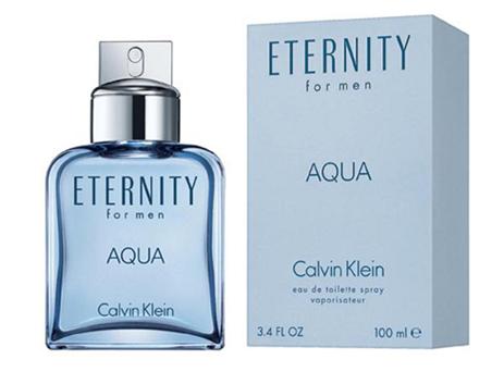 Calvin Klein Eternity For Men Aqua Eau de Toilette 100ml fashion365 aromata andrika aromata