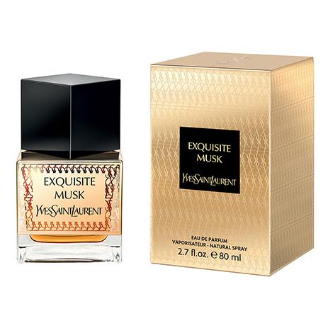 Yves Saint Laurent Exquisite Musk Eau de Parfum 80ml Unisex fashion365 aromata andrika aromata