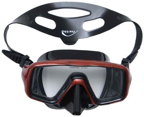 Μάσκα Σιλικόνης Fortis 274-1603 paixnidia hobby diving maskes