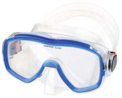 Μάσκα PVC Fortis 274-1740 paixnidia hobby diving maskes