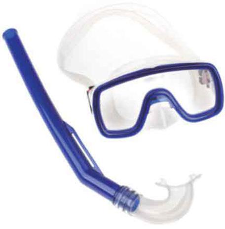 Σετ Μάσκα & Αναπνευστήρας Fortis 274-1856 paixnidia hobby diving maskes