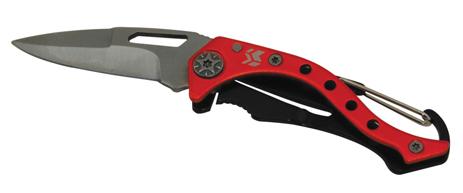 Μαχαίρι SwissTech Carabiner Folding Knife (21037)