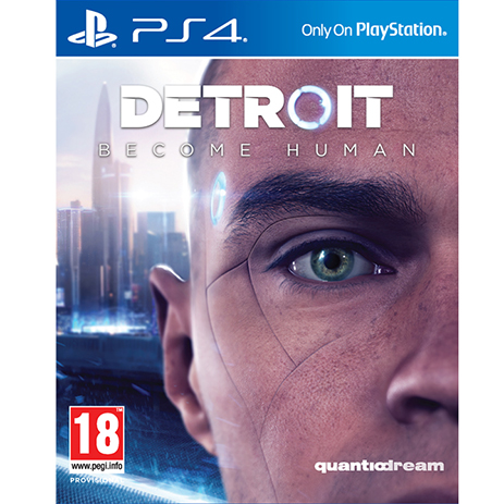 Detroit: Become Human - PS4 Game - Ελληνικό gaming games paixnidia ps4