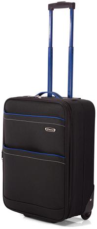 Βαλίτσα Καμπίνας με 2 Ρόδες Benzi BZ5185/50 Μαύρη paixnidia hobby eidh tajidioy balitses