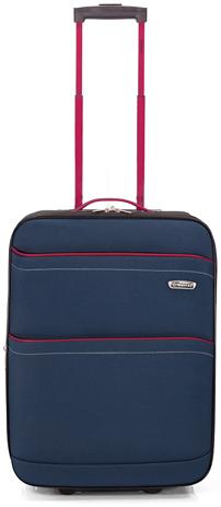 Βαλίτσα Καμπίνας με 2 Ρόδες Benzi BZ5185/50 Μπλε paixnidia hobby eidh tajidioy balitses