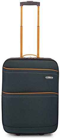 Βαλίτσα Καμπίνας με 2 Ρόδες Benzi BZ5185/50 Γκρι paixnidia hobby eidh tajidioy balitses